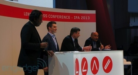 Lenovo exec: there's no longer a need for Windows RT - Engadget   Windows 8 - 10!   Scoop.it