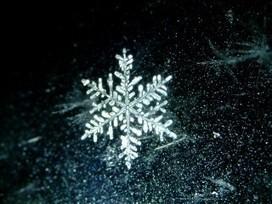 Snowflakes Help Study Wind Turbine Airflow | Energy, Etc.... | Scoop.it