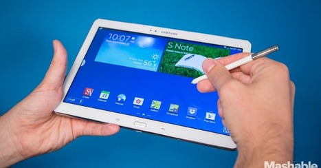 Samsung Galaxy Note 10.1 2014 Edition: For Serious Users Only [REVIEW] | Nerd Vittles Daily Dump | Scoop.it