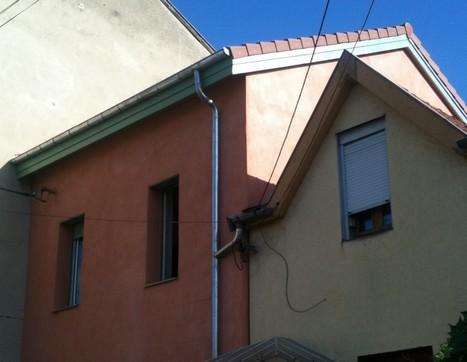 Isolation extérieure d'une maison mitoyenne | Des idées pour vos travaux | Scoop.it