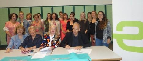 Des marraines pour accompagner des femmes vers la création d'entreprise | Le journal de l'éco | Centre des Jeunes Dirigeants Belgique | Scoop.it