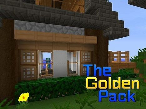 The Golden Resource Pack for Minecraft 1.6.4 and 1.6.2 - texture pack | Minecraft Resource Packs | Scoop.it