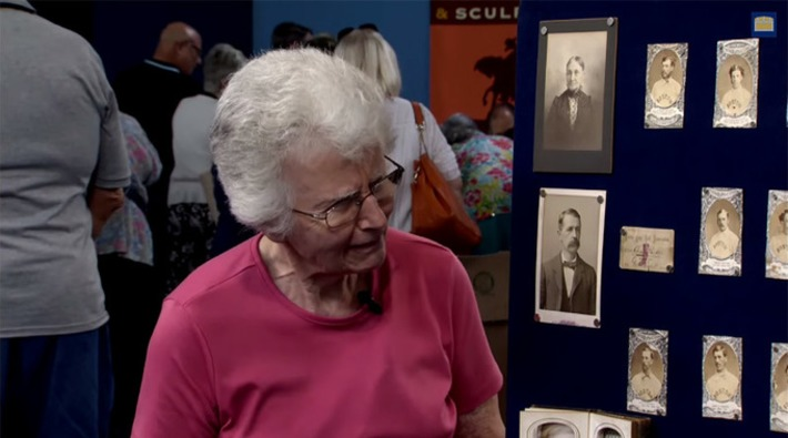 Antiques Roadshow Tells Woman Her Baseball Cards are Worth $1 Million | Antiques & Vintage Collectibles | Scoop.it