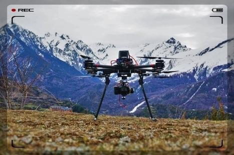 RPAS ( Drones ) para emergencias - Huesca Drones | Cuéntamelo España | Scoop.it