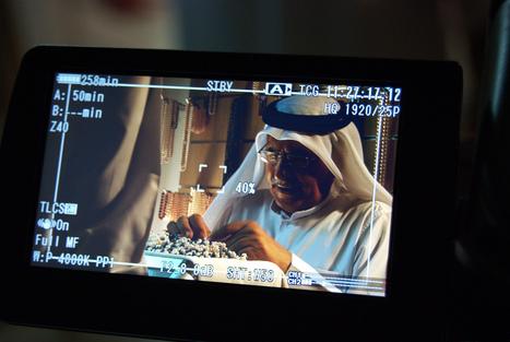INA Global - Cinema - Article - Qatar, from black gold to the big screen   De l'Autre Côté de l'Autre Côté du Périph... Et au delà.   Scoop.it