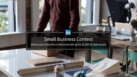 Small Businesses, Big Ideas: Announcing the LinkedIn ProFinder Small Business Contest | All About LinkedIn | Scoop.it
