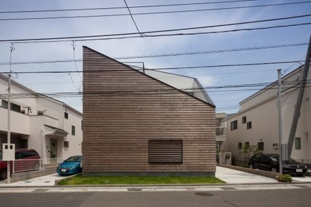 [Kamakura City, Japan] House in Ofuna / LEVEL Architects | The Architecture of the City | Scoop.it