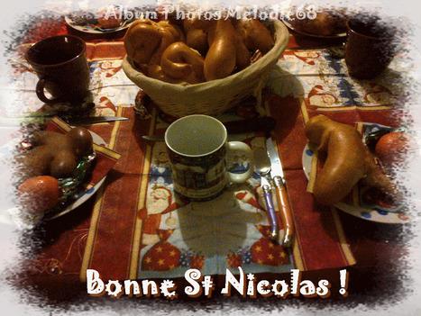 Recette de mannele, petit bonhomme en brioche de la Saint-Nicolas | Cuisine & Déco de Melodie68 | Scoop.it