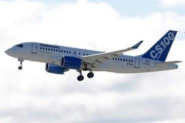 Nouvelle série d'essais en vol pour le CSeries de Bombardier   Julien Arsenault   Transports   economie   Scoop.it
