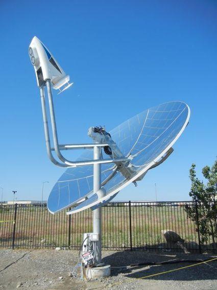Actualité > Le solaire pour diminuer l'utilisation du gaz naturel dans ... | Action Durable | Scoop.it