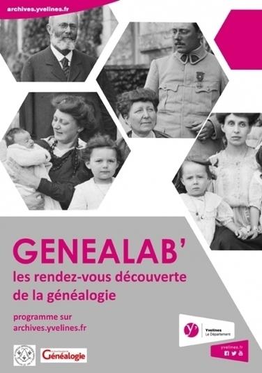 Yvelines : 6 conférences consacrées à la généalogie | Montigny à venir | Scoop.it