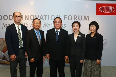 Thailand Food Innovation Forum | DuPont ASEAN | Scoop.it