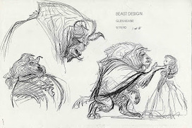 Academy of Art Character and Creature Design Notes: Model Sheets 101-Part 1   Dessin   Scoop.it