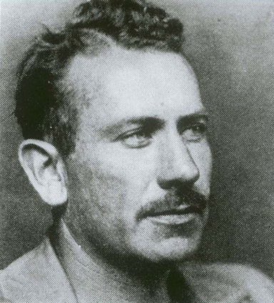 Epic Google Doodle honors John Steinbeck, champion of the underdog - Los Angeles Times | Naturalism | Scoop.it