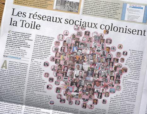 Réseaux sociaux et web 2.0 : Les médias, c'est moi. | Webjournalisme | Scoop.it