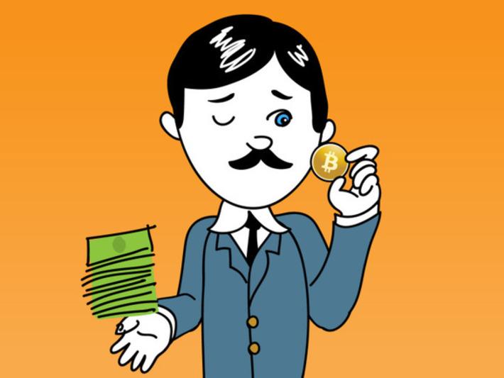 Goldman Sachs: Bitcoin Is Not A Currency   TechCrunch   money money money   Scoop.it