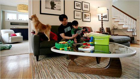 Parent Shock: Children Are Not Décor - New York Times | Debra Cherney | Scoop.it