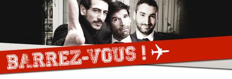 Barrez-vous ! | Jeune de la France | CADRES SENIORS ET CHEFS D'ENTREPRISE EN REBOND | Scoop.it