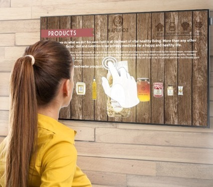 #1 Requirement When Creating Interactive Content for Touch-first Digital Signage | Digital Interactivity and DIY | Scoop.it