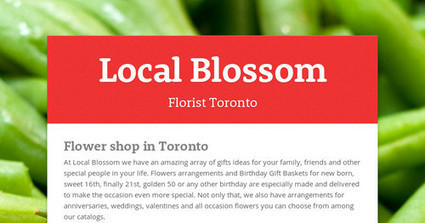 Local Blossom | Local Blossom | Scoop.it