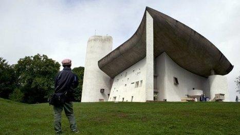 25 juin La chapelle de Ronchamp fête ses 60 ans | Racines de l'Art | Scoop.it