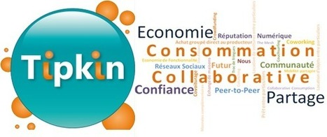 Céline Laporte parle de la consommation collaborative | Tipkin | Scoop.it