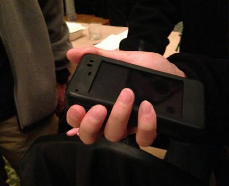 ForcePhone - The Squeezable Smartphone | Leisure | Scoop.it