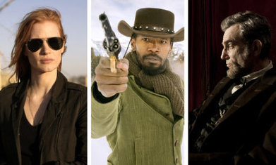 Oscars 2013: what the nominations say about America | On Hollywood Film Industry | Scoop.it