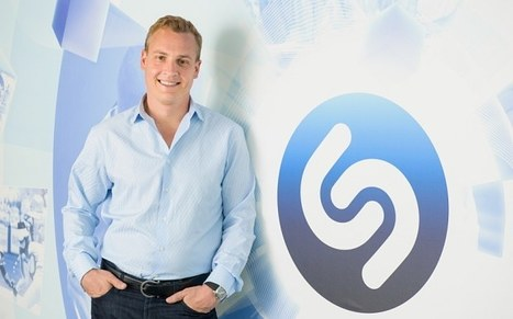 """""""More than 5% of all music downloads are purchased via Shazam,"""" Rich Riley #Shazam CEO 