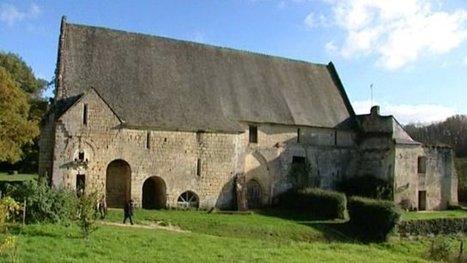 Appel aux dons pour l'abbaye de la Clarté-Dieu   Patrimoine-en-blog   Patrimoine   Scoop.it