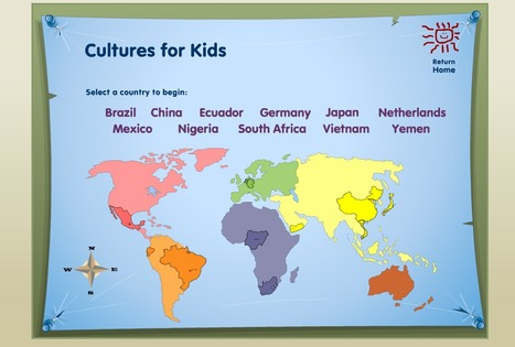 Welcome to Explore & More's Cultures for Kids | Family languages, Stage 1 resources for CUS1.3 - Identifies customs, practices, symbols, languages and traditions of their family and other families. | Scoop.it