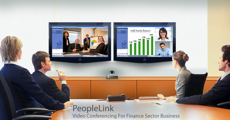 Video Conferencing For Financial Services | Video Conferencing Solutions | Scoop.it
