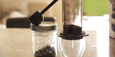 Aeropress Coffee System Might Become One Of Our Favorite Kitchen Toys ... | Coffee News | Scoop.it