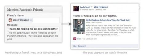 Facebook's Official WordPress Plugin Simplifies Social Sharing | SEO Tips, Advice, Help | Scoop.it
