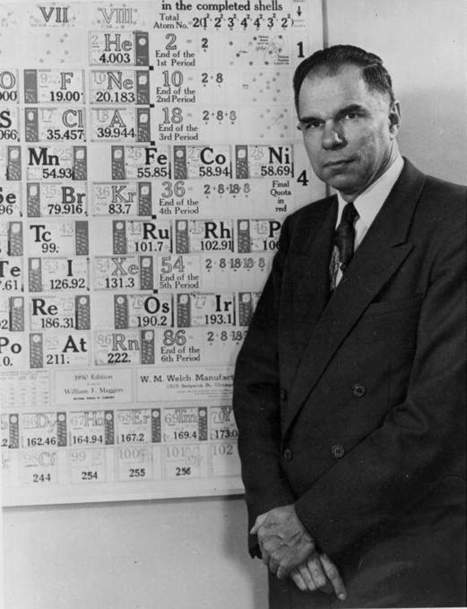 Discovery was elemental for Seaborg - The Tennessean | inorganic, organic, physical chemistry, science & technology, science magazine, science research | Scoop.it