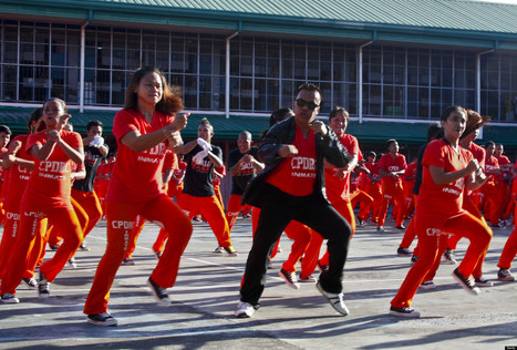 From YouTube To The Big Screen, Filipino Prisoners Dance To Fame | Awesome ReScoops | Scoop.it