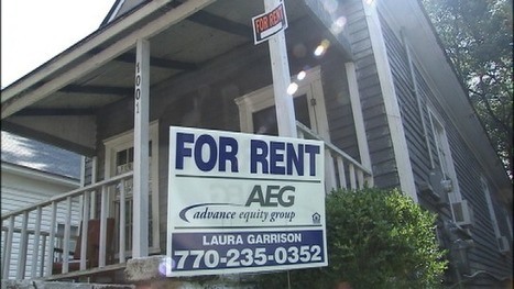 Rentals, not resells, hot new trend for Atlanta real estate | Real Estate Investing | Scoop.it