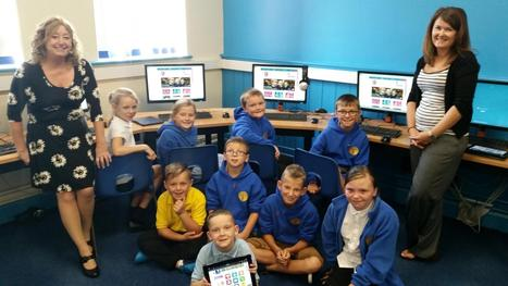 School's eCadets - a force to be reckoned with - Barry and District News | Useful School Tech | Scoop.it