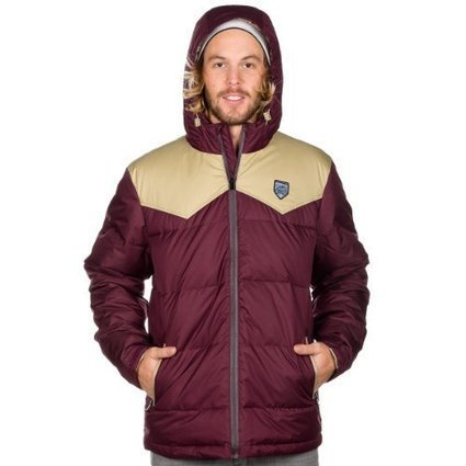 ^_^   Vans Herren Jacke Bridger, tank green/inca gold, S, VOCE519 | Herren Jacken Günstig | Scoop.it