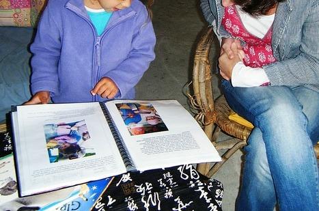 let the children play: portfolios - making children's learning visible in preschool   Literacia no Jardim de Infância   Scoop.it