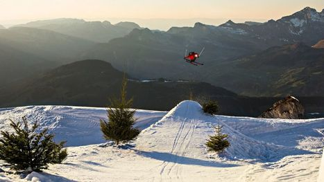 This Skier Tries to Top Candide Thovex in Latest POV Edit | Neige et Granite | Scoop.it