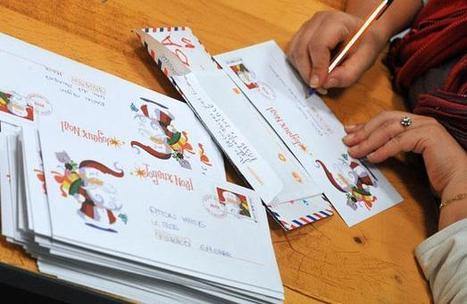 Le secrétariat du Père Noël ouvrira le 19 novembre | ♥Inspiration, coups de coeur & creation♥ | Scoop.it