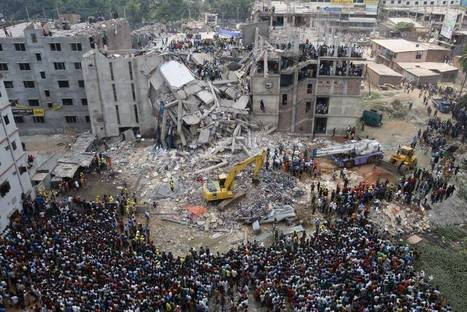 Retailers told to put lives before profits after Bangladeshi factory collapse | Trade unions and social activism | Scoop.it
