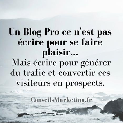 Des astuces si simples, mais si efficaces, pour relancer un Blog qui vivote ! | e-marketing | Scoop.it