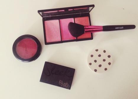 My Blusher Picks | Beauty | Scoop.it