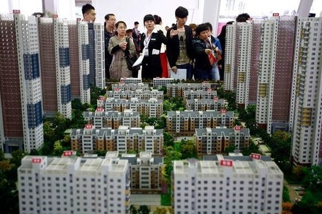 China's Sizzling Real Estate Market Cools | Sustain Our Earth | Scoop.it