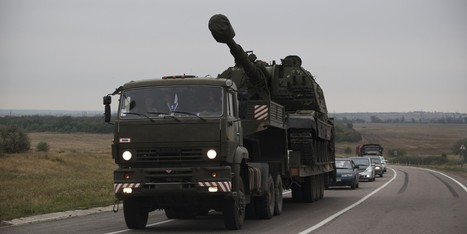 NATO: Russian Forces Provide Artillery Support To Rebels In Ukraine | ONLINE NEWS | Scoop.it