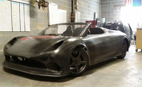 Tabby and Wikispeed: open-source cars | Peer2Politics | Scoop.it