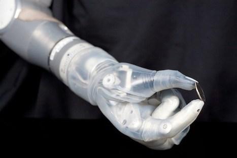 La FDA approuve le premier bras bionique | Innovations, Technologies, Geekeries et Autres | Scoop.it
