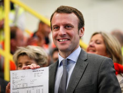 Macron rattrapé par son ISF   Critique du changement   Scoop.it
